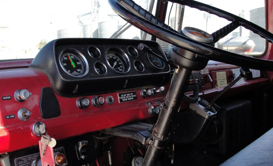 1978 Ford C8000 Pumper #A7166
