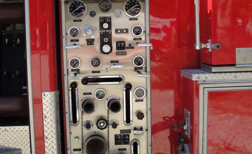 1988 Alexis Ford C8000 Pumper #A7164