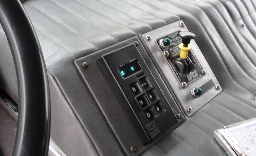 1993 Spartan Top Control Pumper #A7167