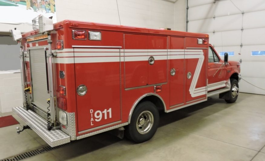 1996 Ford Rescue #A71921