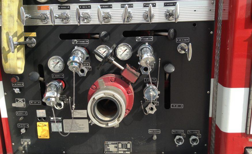 1989 E-One 95Ft Platform #1146