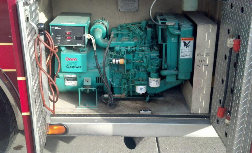 1995 HME Alexis Rescue Pumper #A71610