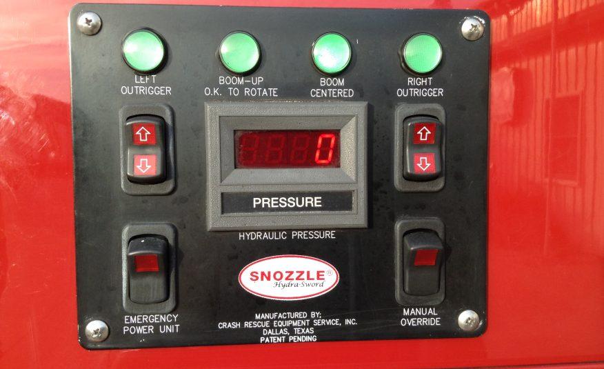 2008 Alexis Sterling Snozzle Pumper #71651