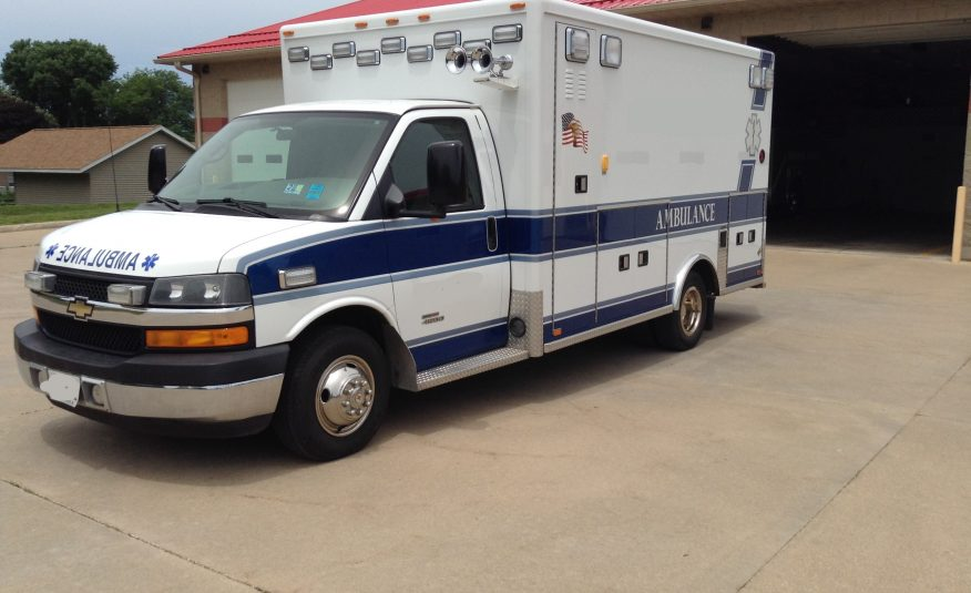 2009 AEV Ambulance #71658 – FTR – Fire Truck Resource
