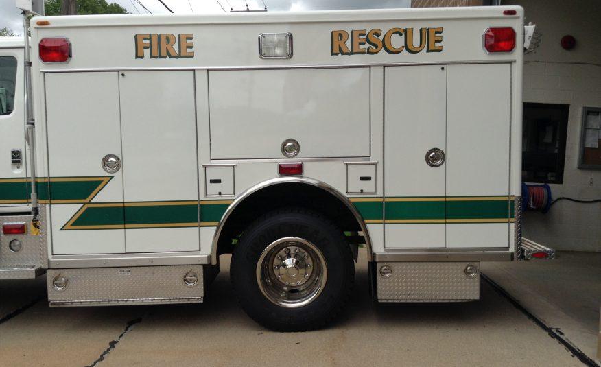 1997 IH 3D Rescue #71670