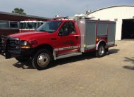1999 F-450 Alexis Rescue Brush Truck # 71671