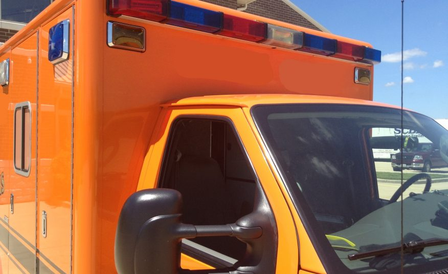 2008 Horton Ambulance #71676