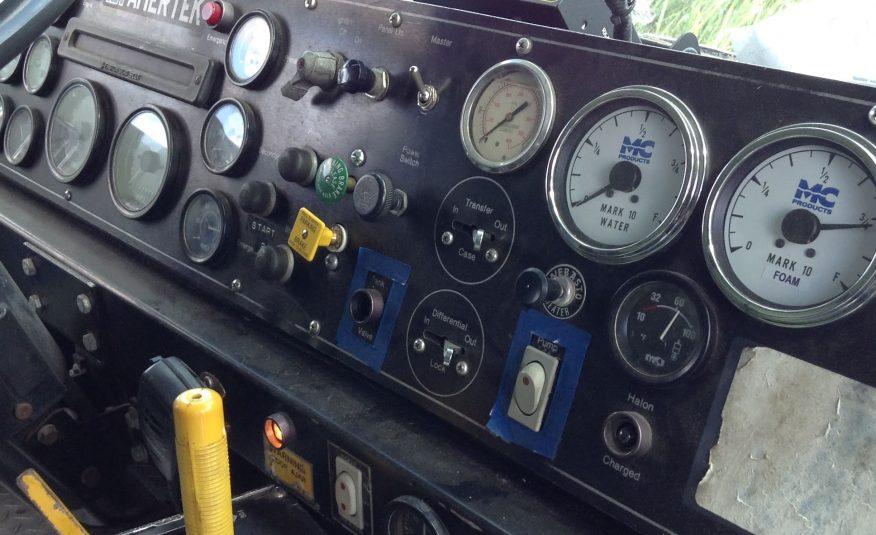 1991 Amertek ARFF Crash Truck #71679