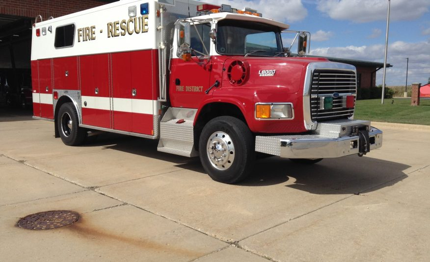 1993 Ford Marion Rescue #71680