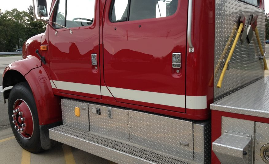 1993 IH E-One Pumper #71678