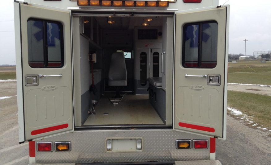 1996 IH E-One Ambulance #71687