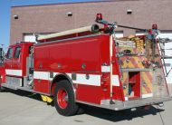 1996 IH Pierce Pumper Tanker #71693
