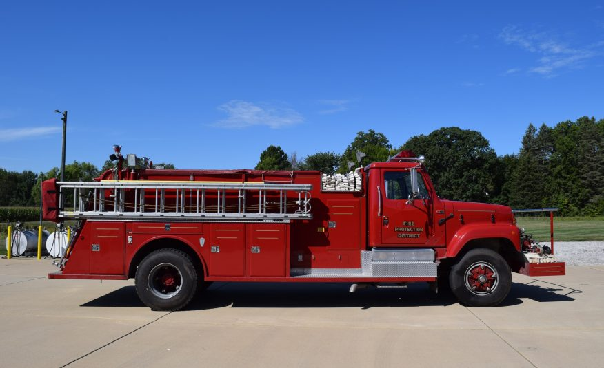 1989 International Towers Pumper 71694