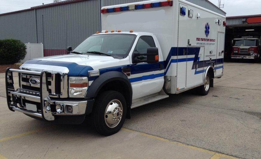 2010 F-450 Horton Ambulance #716101