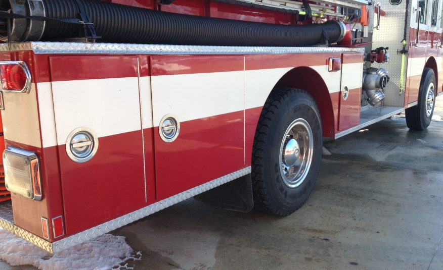 1994 Pierce Saber Pumper #716100