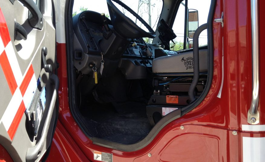 2014 Freightliner Rescue Pumper #716104