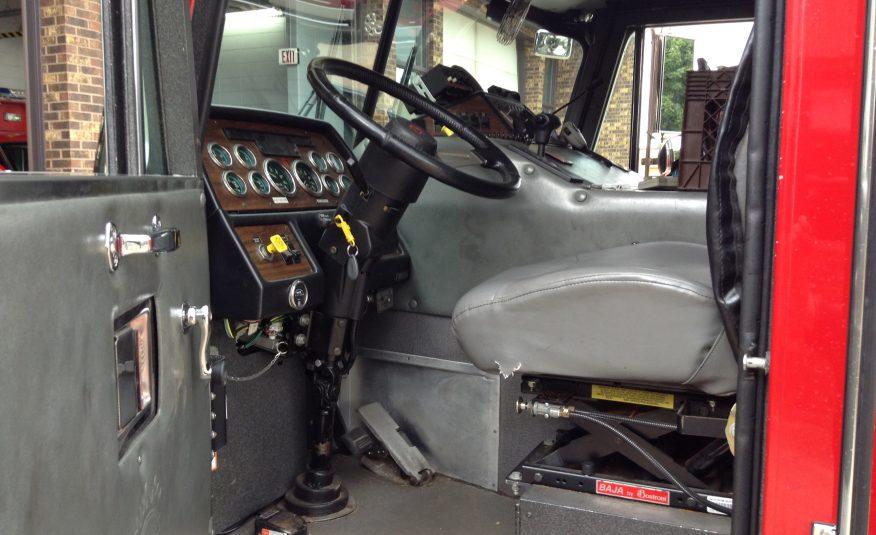 2000 Sutphen 100'Platform #716106