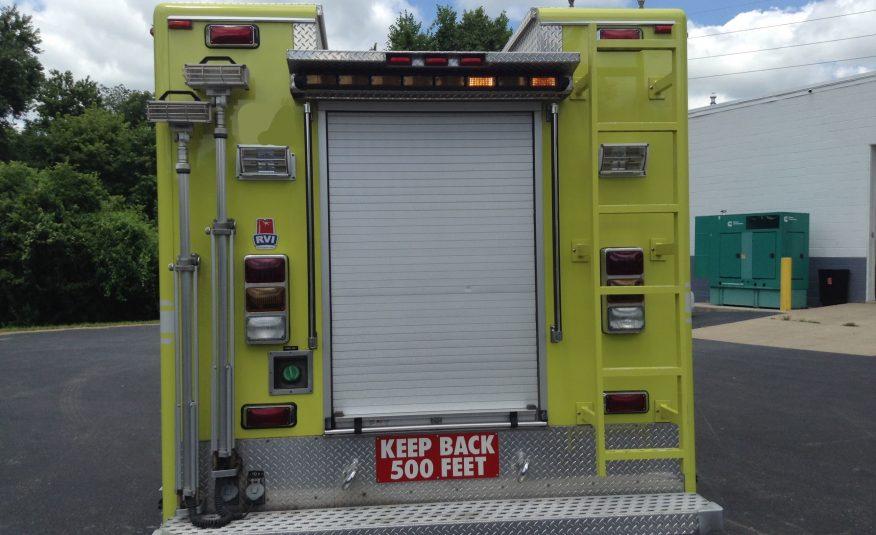 2007 Chevy RVI Medium Duty Rescue #716113