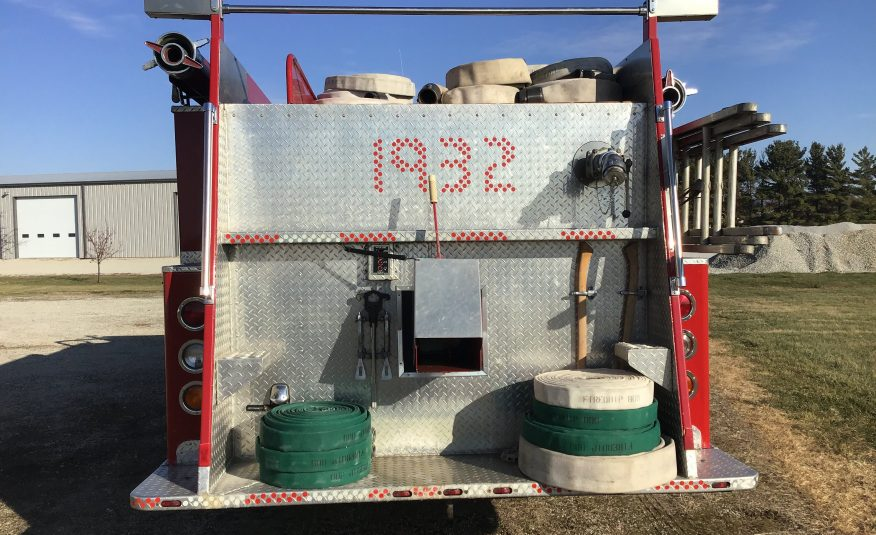 1983 Chevy Marion Pumper Tanker #716115