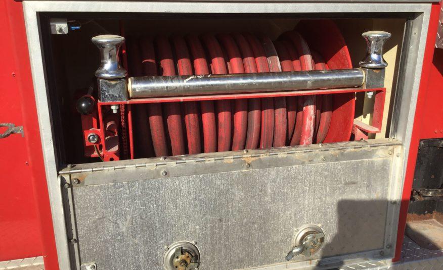 1988 Ford Alexis Pumper Tanker #716202