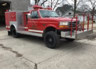 1995 F-350 Mini Pumper 716205