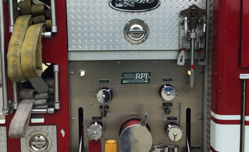 1995 HME E-One Pumper #716217