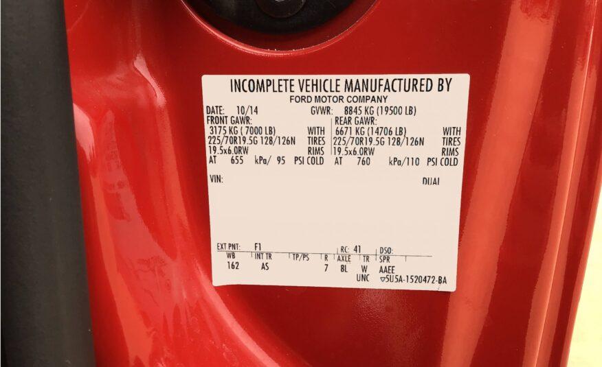 2015 F-550 Brush Truck #716244