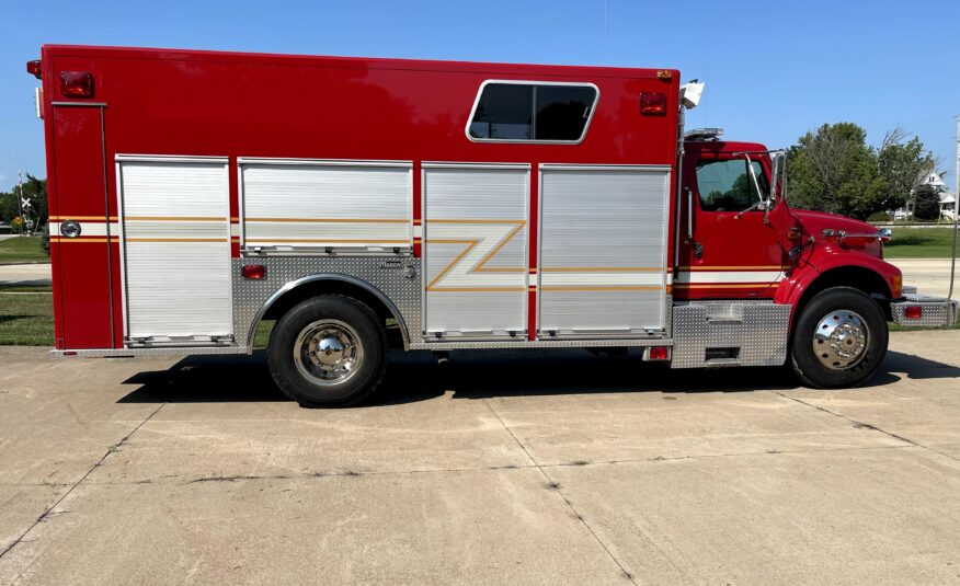 1997 International 17ft Marion Rescue #716249