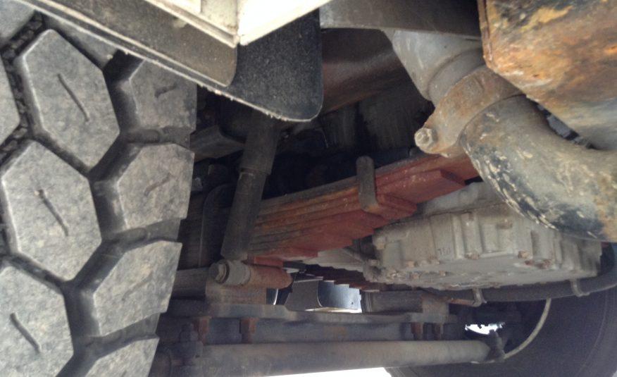 2001 Spartan Alexis Pumper Tanker #71659