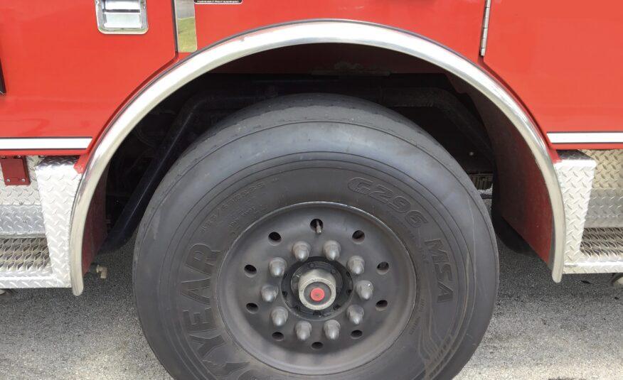 2007 Pierce Enforcer Rescue Pumper #716225